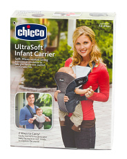 Ultrasoft Infant Carrier