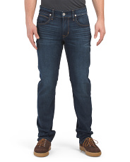 Byron Straight Leg Zip Fly Jeans