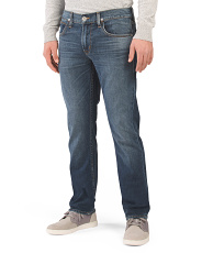 Byron 5 Pocket Straight Leg Jeans