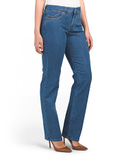 Made In Usa Marilyn Straight Jeans