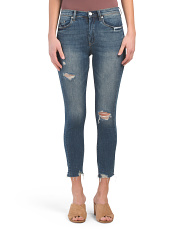 The Madison Crop Losing It Jeans