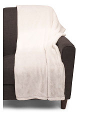 Ombre Ultra Soft Throw