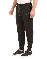 Logo Accent Active Joggers