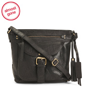 Leather Dealamar Bronco Crossbody