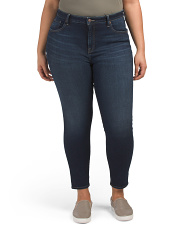 Plus Hayden Skinny High Rise Jeans