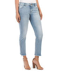 Mara Instasculpt Straight Ankle Jeans