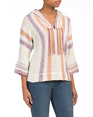 Inez Baja Pull Over Sweater