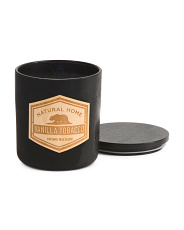 12oz Vanilla Tobacco Candle