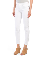 Ava Mid Rise Cropped Jeans