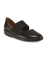 Ultimate Comfort Napa Leather Flats