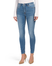 Bridgette High Waist Skinny Jeans