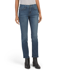 Petite Made In Usa Sheri Slim Jeans