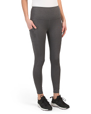 Precision High Rise Ankle Leggings