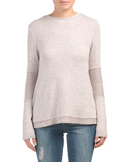 Tulip Back Lightweight Sweater