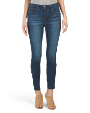 Hi Waisted Ziggy Ankle Jeans