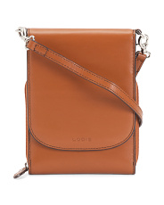 Rfid Leather Audrey Crossbody