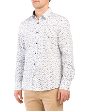 Two Tone Vines Shirt