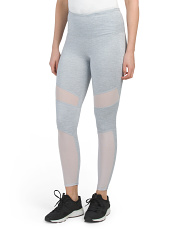 High Rise Willow Marled Ankle Leggings