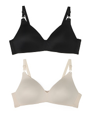 2pk Wire Free Elements Of Bliss Bras