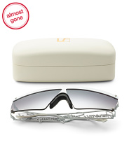 Made In Japan Signature Sunglasses With Case