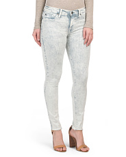Nico Mid Rise Crop Jeans