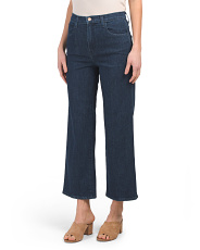 Joan High Rise Cropped Jeans