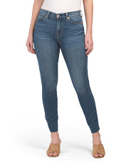 High Waist Ankle Gwenevere Jeans