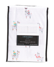 Alpaca My Bag Pillowcase Set