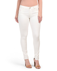 Skinzee Mid Rise Skinny Jeans