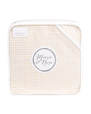 200tc Harbor Gingham Sheet Set