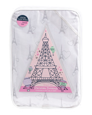 Eiffel Tower Sheet Set