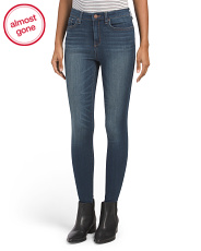 Sculpted High Rise Jeans
