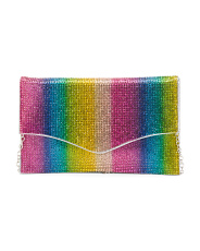 Rainbow Day To Evening Shoulder Bag