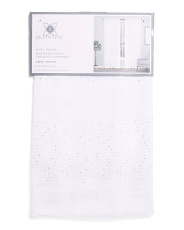 38x84 Set Of 2 Crest Linen Look Shimmer Curtains