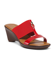Made In Italy H Band Bit Wedges