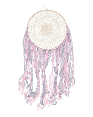 16in Dreamcatcher With Fabric