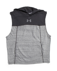 Boys Select Sleeveless Hoodie