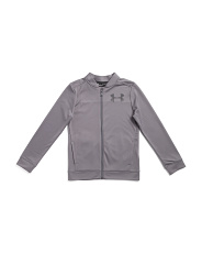 Boys Pennant Full Zip Jacket
