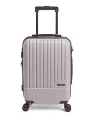 20in Davis Expandable Hardside Carry-on