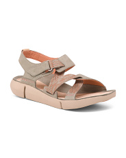 Comfort Wedge Premium Leather Sandals