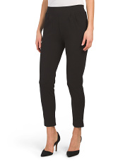 Juniors Crepe Ankle Trousers