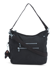 Nylon Belammie Medium Crossbody