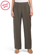 Wide Leg Rumple Soft Pants