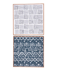 Mudcloth Patterns Wall Art