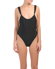 Capri One-piece Swimsuit