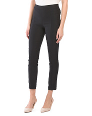 Juniors Seamed Career Pants