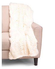 Warren Knit Throw