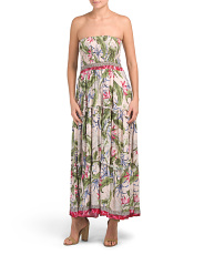 Juniors Salsa Maxi Dress