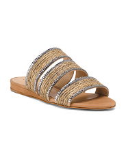 Made In Brazil Slide Sandals