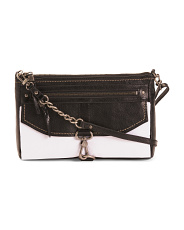 Entura Leather Crossbody